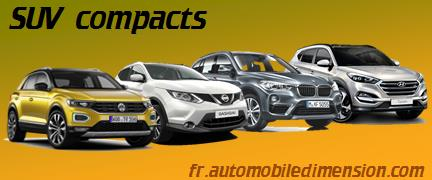 SUV compacts