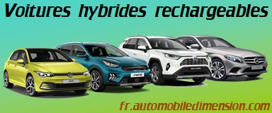 Voitures hybrides rechargeables