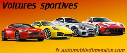 voitures sportives